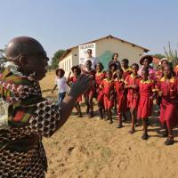 Zimbabwé - Ngamo School