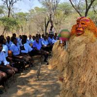 Zimbabwé - Le Sangomâ