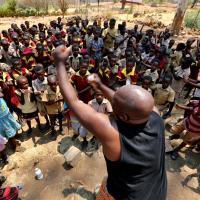 Zimbabwé - Danse des pêcheurs - Mathos
