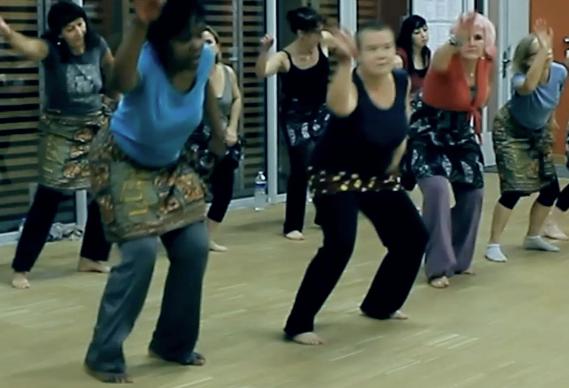 Danse africaine a rouen