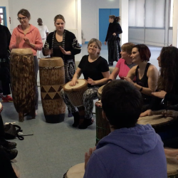 Stage MJC - Atelier percussions